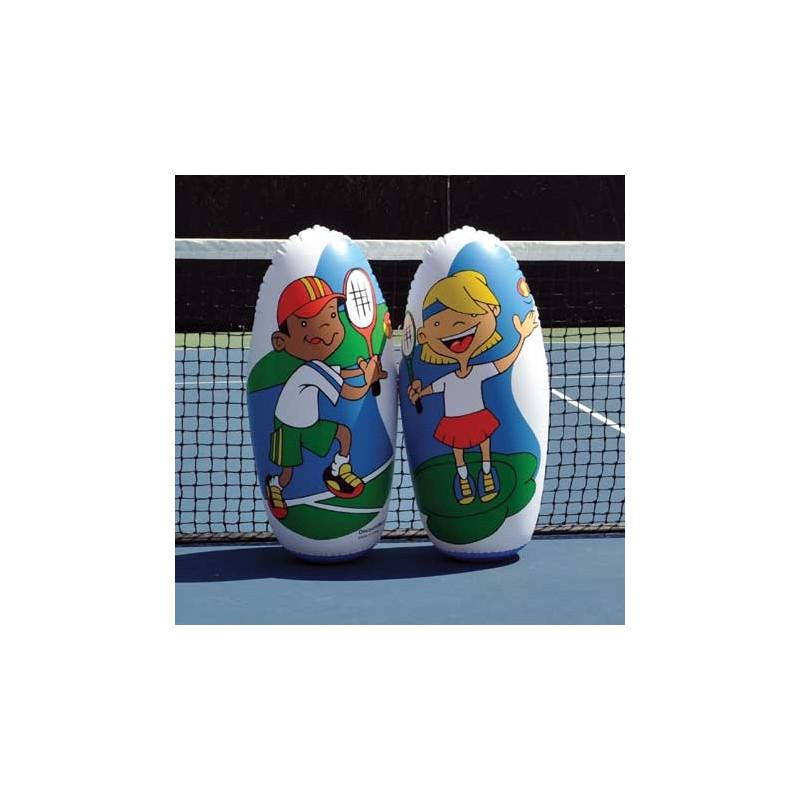SET OF 2 MINI-TENNIS PLAYERS
