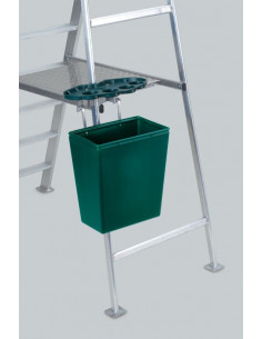 BIN WITH TABLE
