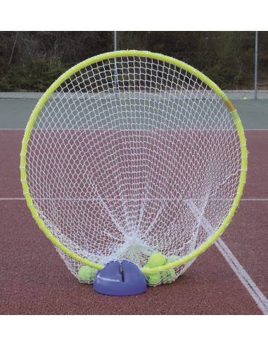 RING NET TARGET WITH BASE
