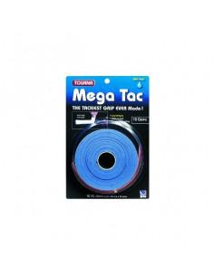 Tourna Grip Mega Tac azul XL 10 unidades