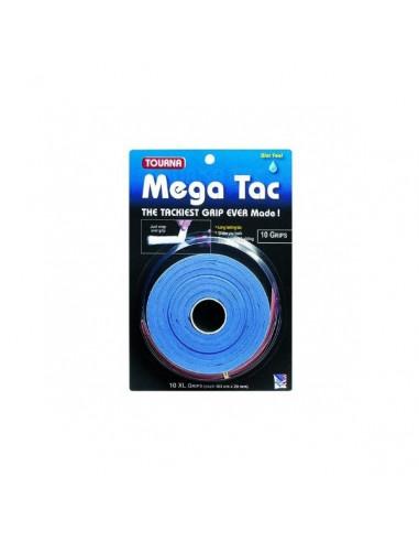 Tourna Grip Mega Tac XL 10 unidades