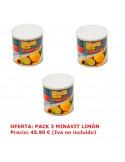 OFERTA 3 MINAVIT LIMON 450g