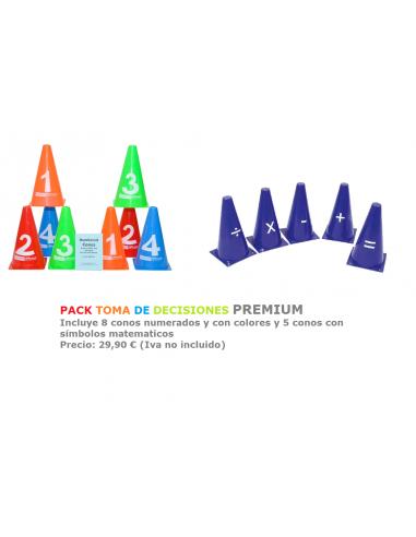 PACK TOMA DE DECISIONES PREMIUM