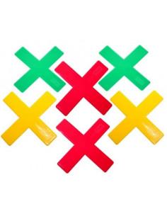SET DE 6 DIANAS X