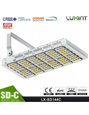 LED TUNNEL 240W PARA TENIS / PADEL