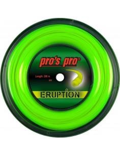 PRO´S PRO ERUPTION