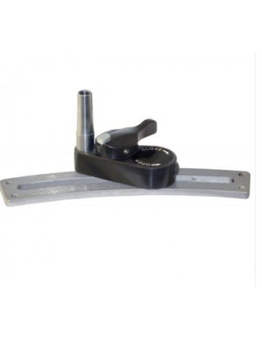 BASE PINZAS AUTOMATICAS 12 mm curba