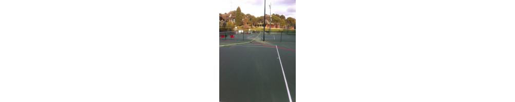 Paddle Jungle and Tennis Jungle