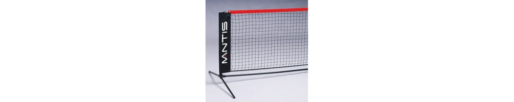Networks of mini-tennis